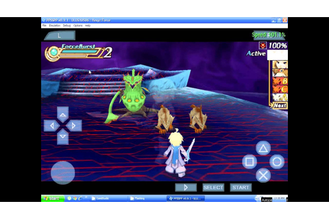hexyz force game psp rpg hay - YouTube