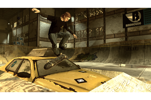 TONY HAWK'S PRO SKATER HD Free Full Version Games Download ...