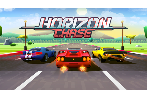 Horizon Chase Game | PS4 - PlayStation