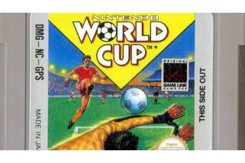 CGR Undertow - NINTENDO WORLD CUP review for Game Boy ...