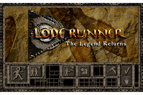 Lode Runner: The Legend Returns (1994) by Presage Win3.1 game