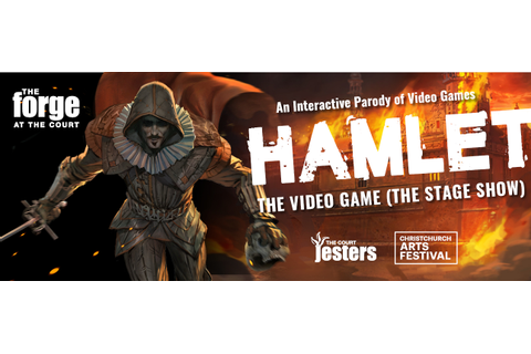 Hamlet: The Video Game Parodies Your Favorite Games On The ...