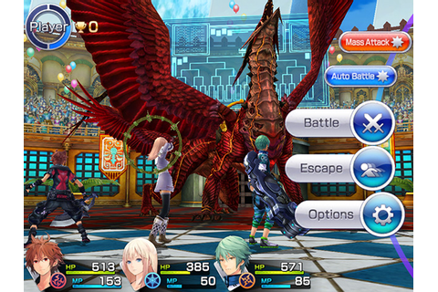 Download Game Android Chaos Rings 3 - Download Game ...