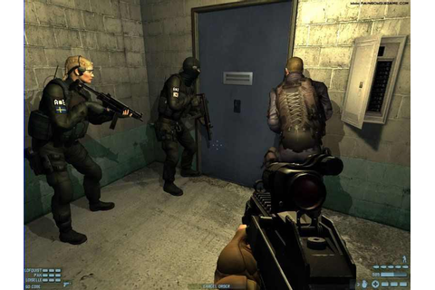 Tom Clancy's Rainbow Six Download Free Full Game | Speed-New