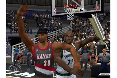 NBA 2K3 Screenshots, Pictures, Wallpapers - GameCube - IGN
