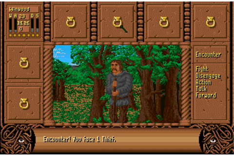 Fate: Gates of Dawn (Amiga) download