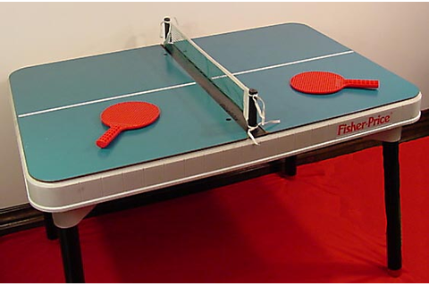 #3350 / #73350 The 3-in-1 Game Center Tournament Table