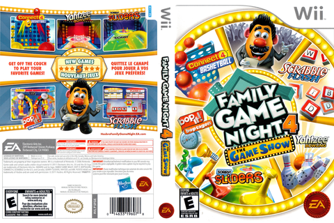 SFGE69 - Hasbro: Family Game Night 4 - The Game Show