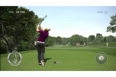CGRundertow TIGER WOODS PGA TOUR 13 for PlayStation 3 ...