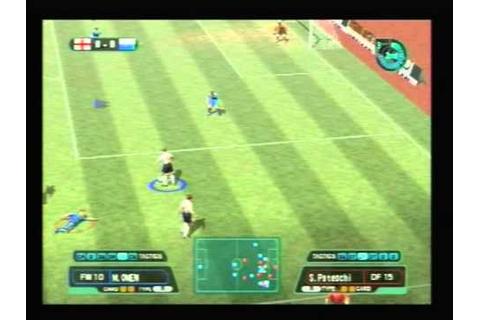 INTERNATIONAL SUPERSTAR SOCCER ISS PS2 - YouTube