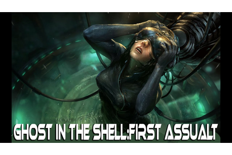 Ghost in the Shell Stand Alone Complex First Assault ...