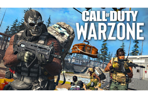 Call of Duty Warzone PC Version Full Game Free Download ...