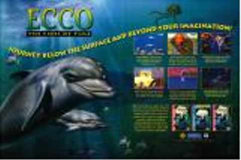 Ecco: The Tides of Time for Game Gear (1994) - MobyGames