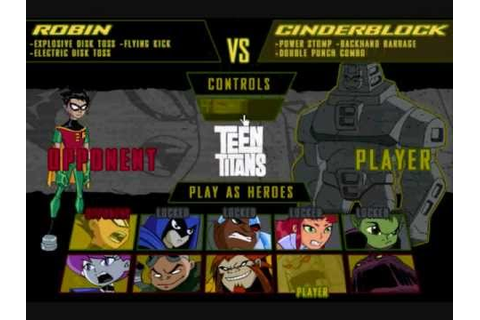 Dave Plays Teen Titans Battle Blitz - YouTube