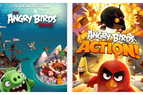 Angry Birds Action Game Related Keywords & Suggestions ...