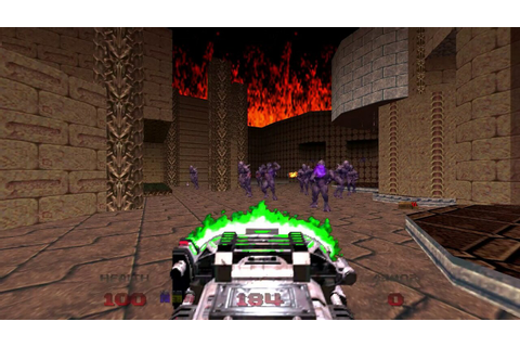 DOOM 64 Is The First Game To Run Above Native 1080p On ...