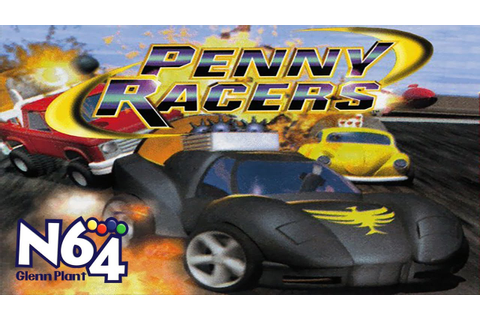 Penny Racers - Nintendo 64 Review - Ultra HDMI - HD - YouTube