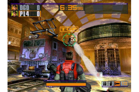 Outtrigger Review for Dreamcast (2001) - Defunct Games