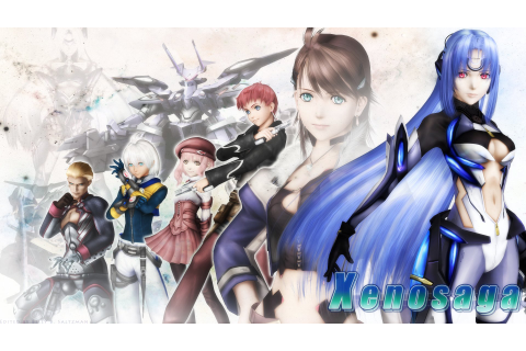 Xenosaga Episode III: Also Sprach Zarathustra HD Wallpaper ...