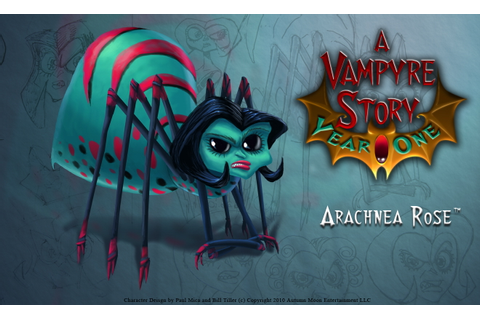 Adventure's Planet - Speciali : A Vampyre Story: Year One