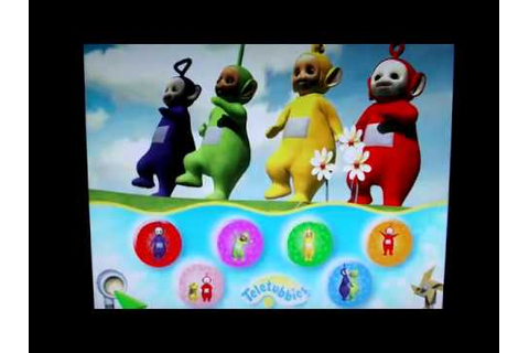 Teletubbies 2: Favorite Games Part 4 - YouTube