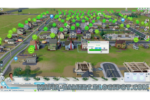 Free Download SimCity 5 + Update Full Version (PC) | Mafia ...