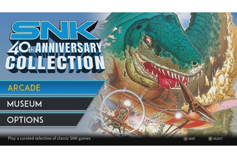 SNK 40th Anniversary Collection coming to Xbox One on May ...