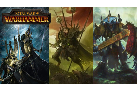 Total War Warhammer Trilogy – Game 2 News, Speculation ...