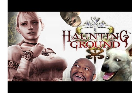 Haunting Ground [Game Review] - YouTube