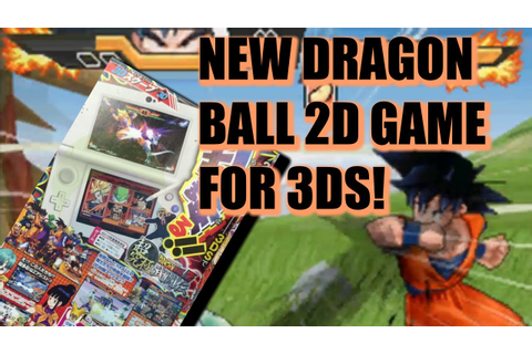 NEW 2D FIGHTER BY ARC SYSTEM! Dragon Ball Z: Extreme ...