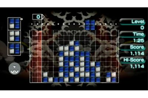 Lumines II Game | PSP - PlayStation