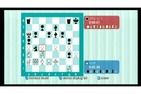 Wii Chess | Wii | Games | Nintendo
