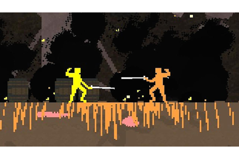 Nidhogg 2 Looks Very Different From The Original | mxdwn Games