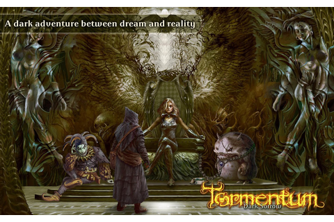 Tormentum - Dark Sorrow - a Mystery Point & Click ...