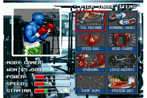 Download Greatest Heavyweights (Genesis) - My Abandonware