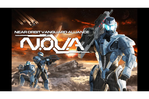 N.O.V.A. Near Orbit Vanguard Alliance on Android - YouTube