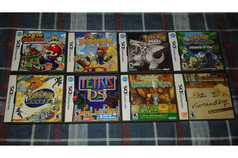 letgo - DS Games: Mario, Pokemon, Tetri... in San Marino, CA