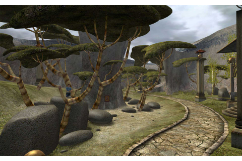 Uru: Ages Beyond Myst (2003, PC) - GameTripper ...