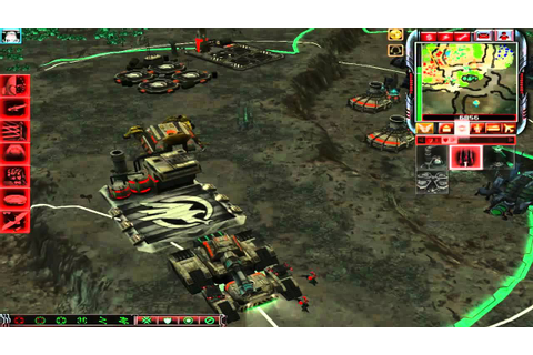 [Video détente] Command and Conquer 3 - La Fureur de Kane ...