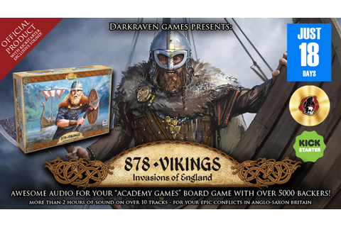878 Vikings - Official Audio To Bring Your Game To Life by ...