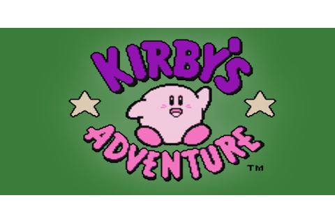 Kirby's Adventure | NES | Games | Nintendo
