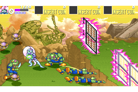 Bucky O´Hare (portable) - Jurassic Game PC