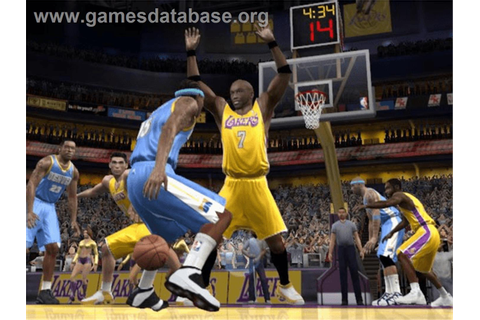 NBA 2K6 - Microsoft Xbox - Games Database