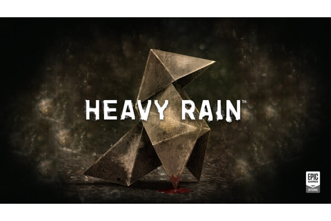 Heavy Rain - PC Trailer - YouTube