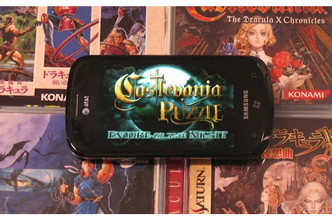 Castlevania Puzzle: Encore of the Night - Review | Windows ...