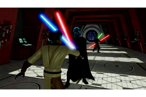 Test de Kinect Star Wars (Xbox 360 Kinect) - page 1- GamAlive