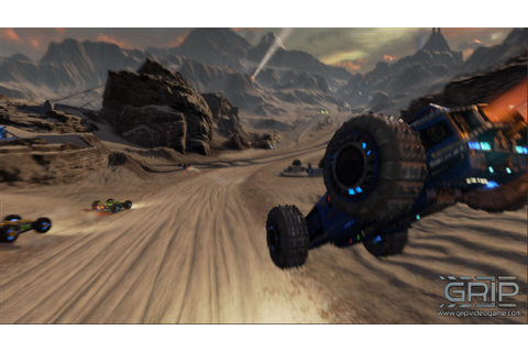 GRIP: Combat Racing [Playstation 4] • World of Games
