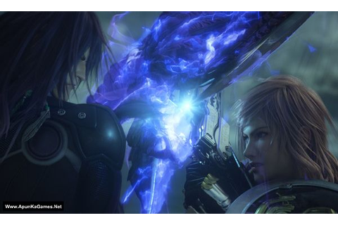 Final Fantasy XIII-2 PC Game - Free Download Full Version
