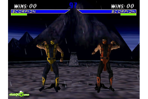 Mortal Kombat 4 Game - Free Download Full Version For PC