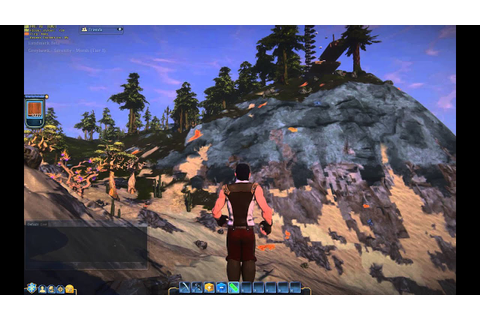 EverQuest Next Landmark In-Game Footage 1440P - YouTube
